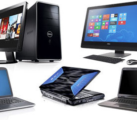 ALL TYPE OF DELL DESKTOP & LAPTOP