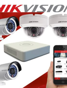 ALL TYPES OF HIK VISION CCTV