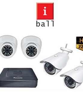 ALL TYPES OF I Ball CCTV