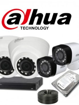 ALL TYPES OF DAHUA CCTV