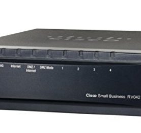 CISCO (RV042) 10/100 4PORT VPN Router