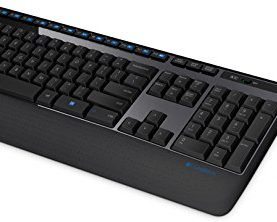 Logitech MK345 COMFORT Wireless keyboard and mouse