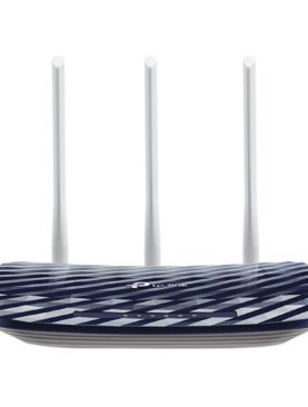TP-Link Archer C20 AC750 Wireless Dual Band Router (Blue, Not a Modem)