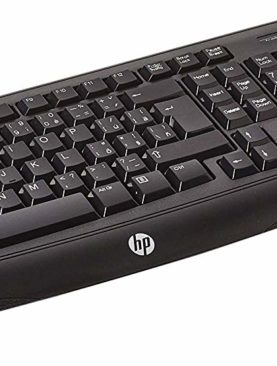 HP Multimedia wireless keyboard+Mouse