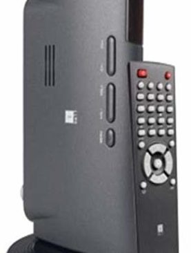 iBall CTV27 Claro TV Tuner with AV and FM Radio