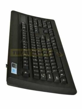 TVS Bharal Gold USB Keyboard (Black)