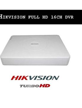 HIKVISION Full HD 16 Channel (DS-7A16HQHI-K1 Or DS-6016HQHI-K1 2MP (1080P)) DVR for HIKVISION 2MP CCTV Camera