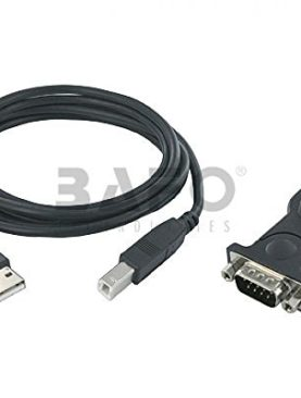 BAFO Technologies USB to Serial Adapter (DB9, Adapter Type)