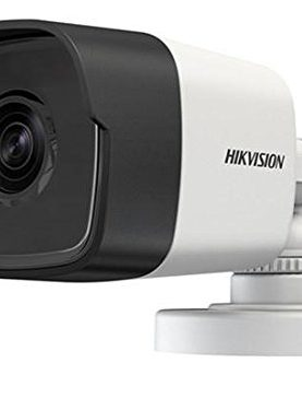 Hikvision DS-2CE1AH0T-ITPF 5MP UltraHD Infrared CCTV Bullet Camera(White)