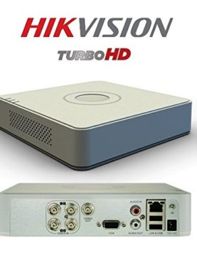 Hikvision Upgraded 4Channel DS-7A04HGHI-F1 Turbo HD Mini DVR 1Pcs