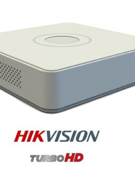 Hikvision 8 Channel Standalone DVR CCTV Camera Video Recorder (Network DDNS Portable)