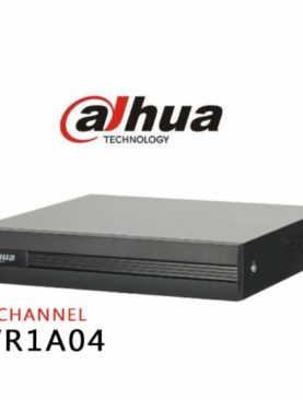 DAHUA DH-XVR4A04 1080P Full 5 in 1 4 Channel Digital Video Recorder (Support Upto 2MP)
