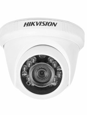 Hikvision New Upgraded 1MP (720P) Turbo HD Night Vision Dome Camera 1Pcs.