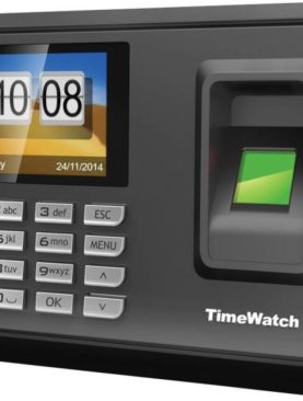 Timewatch BIO-1 Time & Attendance  (Fingerprint, Password, Card)
