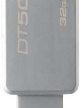 Kingston USB 3.0 Data  32 GB Pen Drive  (Grey)
