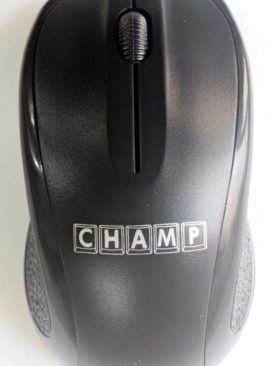 TVS CHAMP CLIK PM-435 Wired Optical Mouse