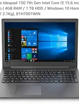 Lenovo ideapad 130 (81H7001WIN) LAPTOP