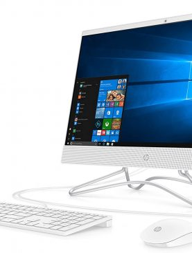 HP (22-CO125) ALL-IN-ONE PC WHITE BEAUTY