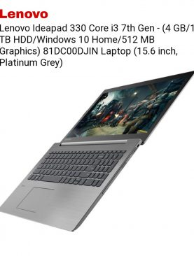 LENOVO ideapad 330 (81DC00DJIN) LAPTOP